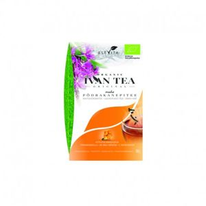Estvita - Přírodní Ivan čaj s rakytníkem - 50 g