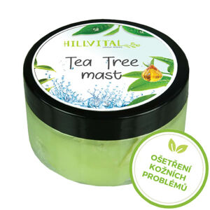 HillVital | Tea tree mast, 100 ml