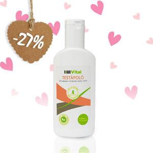HillVital | Tělové mléko na suchou a svědící pokožku 250ml