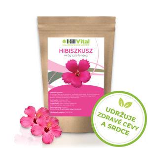 HillVital | Ibišek - bylinný čaj 250g
