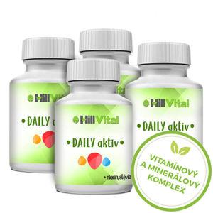 HillVital | Daily Aktiv - komplex vitamínů a minerálů 100 ml